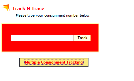 professional courier tracking